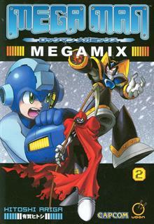 MEGA MAN MEGAMIX GN VOL 02 (OF 3)