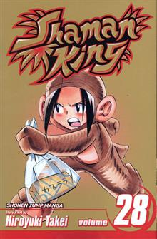 SHAMAN KING GN VOL 28 (OF 32)