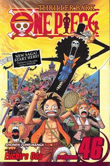 ONE PIECE GN VOL 46