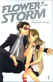 FLOWER IN STORM TP VOL 01
