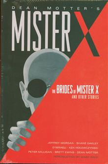 MISTER X HC BRIDES OF MISTER X & OTHER STORIES