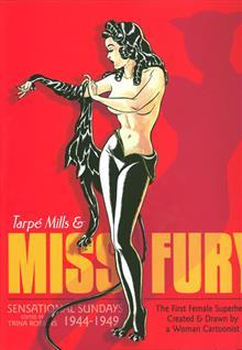 MISS FURY HC SENSATIONAL SUNDAYS 1944-1949