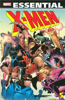 ESSENTIAL X-MEN TP VOL 05 NEW ED