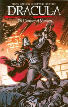 DRACULA COMPANY OF MONSTERS TP VOL 02