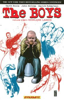 BOYS TP VOL 08 HIGHLAND LADDIE