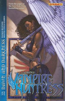 LA BANKS VAMPIRE HUNTRESS TP VOL 01