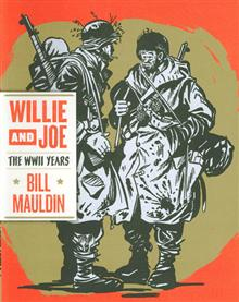 WILLIE & JOE WWII YEARS GN