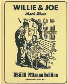 WILLIE & JOE BACK HOME HC (RES)