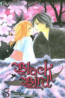 BLACK BIRD GN VOL 08