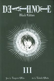 DEATH NOTE BLACK ED TP VOL 03