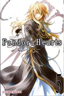 PANDORA HEARTS GN VOL 05