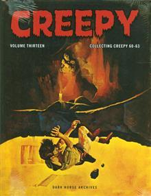 CREEPY ARCHIVES HC VOL 13