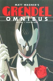GRENDEL OMNIBUS TP VOL 01 HUNTER ROSE