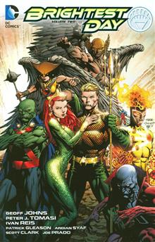 BRIGHTEST DAY TP VOL 02