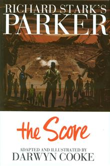 RICHARD STARKS PARKER THE SCORE