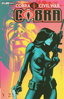 GI JOE COBRA ONGOING TP VOL 02 COBRA CIVIL WAR