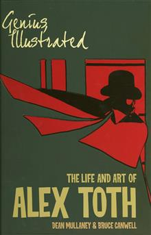 GENIUS ILLUSTRATED LIFE & ART ALEX TOTH HC VOL 02