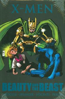 X-MEN BEAUTY AND BEAST PREM HC