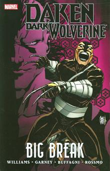 DAKEN DARK WOLVERINE BIG BREAK TP