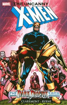 X-MEN DARK PHOENIX SAGA TP NEW PTG