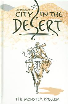 CITY IN THE DESERT HC VOL 01 (MR)