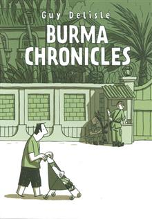 BURMA CHRONICLES GN (MR)