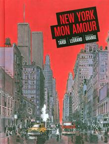 NEW YORK MON AMOUR HC (MR)