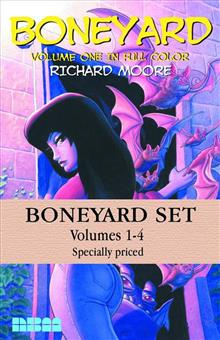 BONEYARD SET VOL 1-4 (C: 0-0-1)