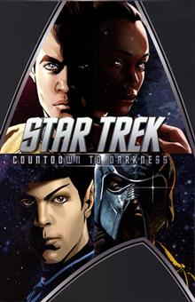 STAR TREK COUNTDOWN TO DARKNESS TP
