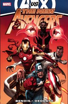 NEW AVENGERS BY BRIAN MICHAEL BENDIS TP VOL 04 AVX