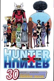 HUNTER X HUNTER GN VOL 30