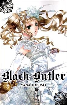 BLACK BUTLER TP VOL 13
