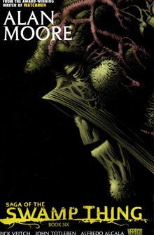 SAGA OF THE SWAMP THING TP BOOK 06 (MR)