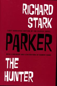 PARKER THE HUNTER NOVEL HC ILLUS BY DARWYN COOKE