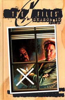 X-FILES SEASON 10 HC VOL 02