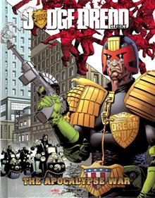 JUDGE DREDD CLASSICS HC VOL 01 APOCALYPSE WAR