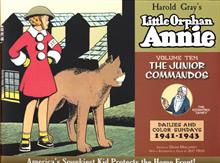 COMPLETE LITTLE ORPHAN ANNIE HC VOL 10