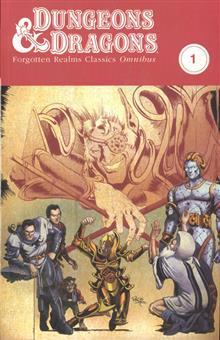 DUNGEONS & DRAGONS FORGOTTEN REALMS OMNIBUS TP VOL 01