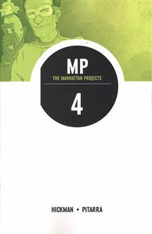 MANHATTAN PROJECTS TP VOL 04 FOUR DISCIPLINES