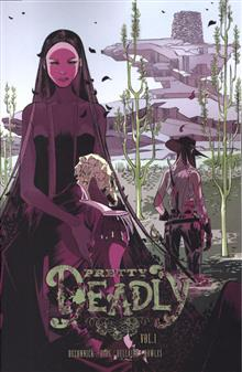 PRETTY DEADLY TP VOL 01 (MR)