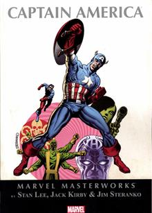 MMW CAPTAIN AMERICA TP VOL 03