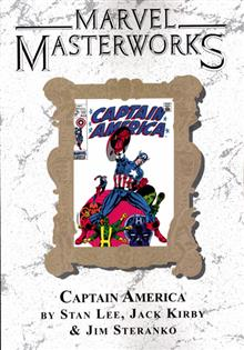 MMW CAPTAIN AMERICA TP VOL 03 DM VAR ED 64