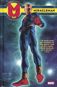 MIRACLEMAN PREM HC BOOK 01 DREAM OF FLYING DM QUES
