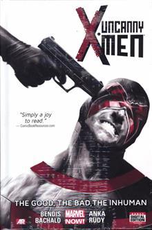 UNCANNY X-MEN PREM HC VOL 03 GOOD BAD AND INHUMAN