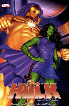 SHE-HULK BY SLOTT TP VOL 02 COMPLETE COLLECTION