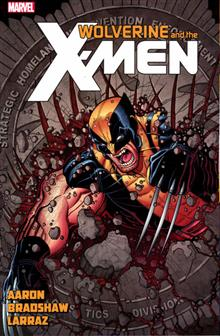 WOLVERINE AND X-MEN BY JASON AARON TP VOL 08