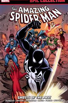AMAZING SPIDER-MAN EPIC COLLECTION TP GHOSTS OF PA
