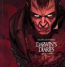 DARWINS DIARIES GN VOL 03 DUAL NATURE