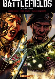 GARTH ENNIS BATTLEFIELDS HC VOL 03