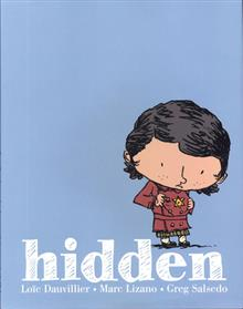 HIDDEN CHILDS STORY OF HOLOCAUST HC GN